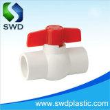 Plastique de haute qualité Matériel PVC Compact Clapets à billes