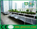 Fabricante China Wholesale Aluminuim policarbonato bastidor Carports marquesinas