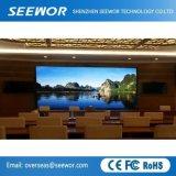A Alta Definição P2.98mm Indoor Display LED em cores fixas com preço competitivo