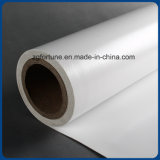 tela incatramata rivestita lucida del PVC 610GSM con colore differente