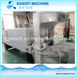 Automatique de l'étanchéité latérale et la diminution de la machine d'enrubannage de contraction à chaud de l'emballeuse