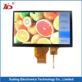 7 ``visualización de pantalla de 1024*600 TFT LCD para las aplicaciones industriales