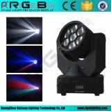 7*10W LED 광속 이동하는 맨 위 빛 DMX 통제 LED 광속 이동하는 맨 위 빛