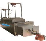 프라이팬 기계를 튀기는 자동적인 감자 칩