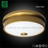 Colshine 원형 크롬 LED 목욕탕 홍조 천장 이음쇠