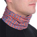 Aquecedor 100% da garganta do lenço de Microfiber do turbante da garganta do esqui (YH-HS411)