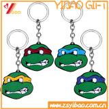 Чжуншань черепаха форма металлические цепочки ключей в подарок для продвижения