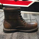 Los hombres de cuero de vaca plana Casual zapatillas zapatos botas de cuero