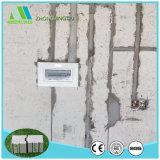 Lightweigh retención de la forma o estructura sándwich EPS externo el panel de pared para Mansion/edificio alto