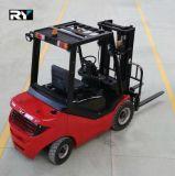 高貴なフォークリフト日本エンジンのフォークリフトRyの上昇トラック4500kgsが付いている4.5トンのディーゼルフォークリフト