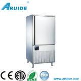 Choque de aço inoxidável de melhor qualidade comercial de congelação Blast Freezer (AK11-D)