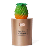 Best-seller de 2018 Portátil Mini Pineappe forma 130ml Difusor de Aceites Esenciales Aromaterapia Humidificador de aire