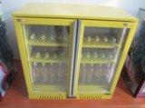 Горячая продажа тройной задней двери бар охладитель/пиво охладитель