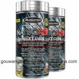 Muscletech Nano X9 folgender Kapsel-Gewicht-Verlust des GEN-Nitic Oxid-120