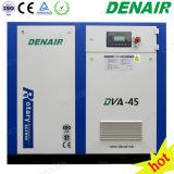 compressore d'aria guidato frequenza di raffreddamento della vite di conversione del vento del lubrificante dell'olio 1.3MPa/13bar