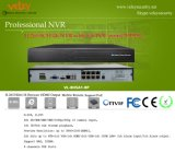 Professional Network Video Recorder HDMI 8CH Onvif Poe NVR IP