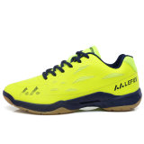 Le badminton chaud de qualité de type de vente chausse les chaussures de course de chaussures de sports