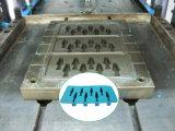 LFGB certificado y BPA libremente amontonable y el caramelo seguro del silicón del lavaplatos, chocolate moldea las bandejas del cubo de hielo