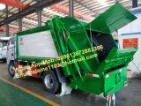 Dongfengのガーベージのコンパクターのトラック