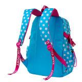 ナイロンかわいい漫画の学校の肩のバックパックは学生袋をからかう