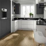 Moda armário de cozinha cozinha armário de cozinha de alto brilho