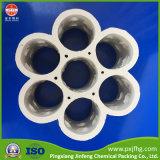 La lumière Micro Pores structuré en céramique l'emballage de pores sept Link Ring