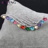 Nuevo diseño de Navidad Moda Xuping Brooch hechas con cristales de Swarovski para regalo de boda