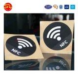 자산 추적 및 근수를 위한 도매가 롤 NFC 꼬리표 스티커 RFID 스티커