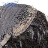 ブラジルの緩い波130%の密度の完全なレースのかつらの人間の毛髪