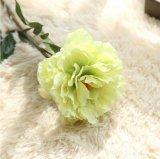 La cerimonia nuziale di seta giapponese del fiore di Platycodon del fiore artificiale fiorisce il fiore artificiale del Peony del fornitore di cerimonia nuziale del gambo artificiale di Aus