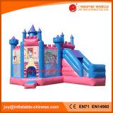 Bouncer insufláveis/ almofada insuflável Princess Jumping castelo insuflável (T2-499)