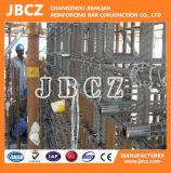 Accoppiatore d'acciaio diritto del tondo per cemento armato della vite