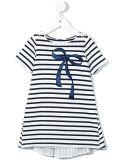 Платье изготовленный на заказ девушки Striped