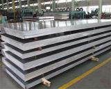 7n01 из алюминиевого сплава с растяжением пластину