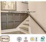 Panneau de mur de pin de Radiata de décoration de Chambre