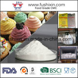 Celulosa carboximetil CAS No. 900-432-4 del espesante del CMC de la categoría alimenticia