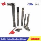Personalizar las barras de perforación de carburo de orificio de refrigeración