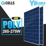 Costo del comitato 270W 280W di energia solare di PV delle Q-Celle