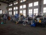 PP le PEBD PEHD Double Phase de mise au rebut le recyclage de la machine de granulation