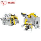 금속 Uncoiler 기계는 물자 공급을 만든다 (MAC4-1300F)