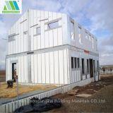 Zjt los 100% no paneles de pared incombustibles de emparedado del peso ligero EPS del asbesto