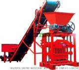 タンザニアQtj4-26機械リストの機械を作るコンクリートブロック