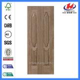 나무로 되는 자연적인 Gurjan 마스크 베니어 HDF 문 피부 (JHK-020)