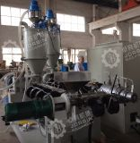 PPR máquina de extrusão do tubo de fibra de vidro com 3 camadas de cor