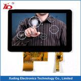 5.0 Capacitieve Aanraking van de Vertoning van de Helderheid TFT LCD van de ``- Resolutie 800*480 de Hoge