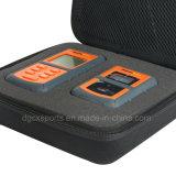 Противоударная жесткий EVA Zip случае защитные со щитком приборов