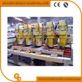 GB-900 deckt Ausschnittmaschine mit Ziegeln