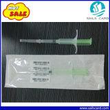 1,25*7mm plus petit transpondeur RFID Tag avec une seringue de verre