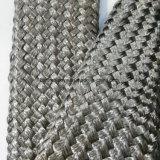 Feuerschutzanlage-feuerfeste Basalt-Faser-Hochtemperaturhülse