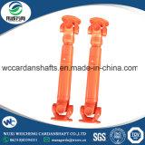 SWC-I120A-550 장비를 위한 가벼운 의무 구동축 보편적인 연결